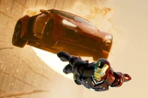 Furious 7 Iron Man