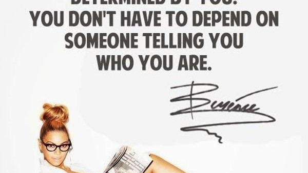 Beyonce Self Worth Pic