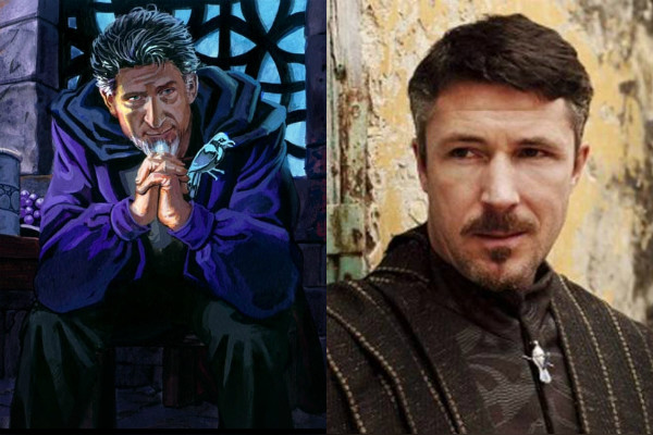 Team Littlefinger Home: Game Of Thrones: What Do Your Favourite Characters Look