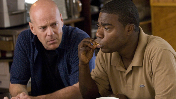 Cop Out Bruce Willis Tracey Morgan