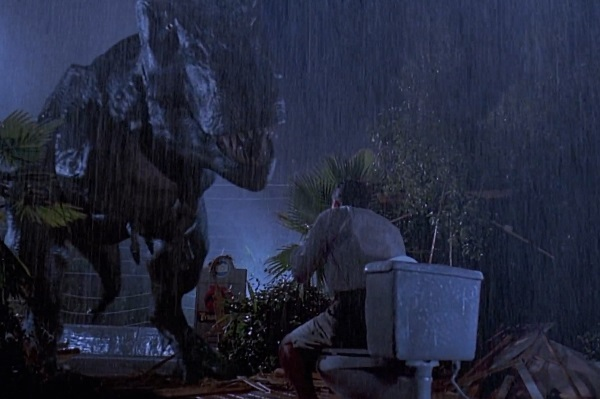 an analysis of the plot and setting of jurassic park
