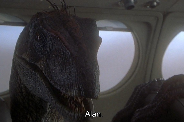 Jurassic Park 3 Nightmare