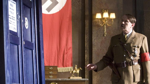 doctor who lets kill hitler