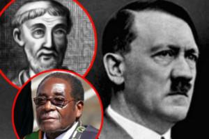 Hitler Mugabe Urban
