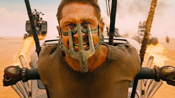 Mad max Fury Road Tom Hardy