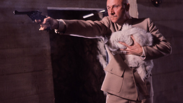 You Only Live Twice, Blofeld