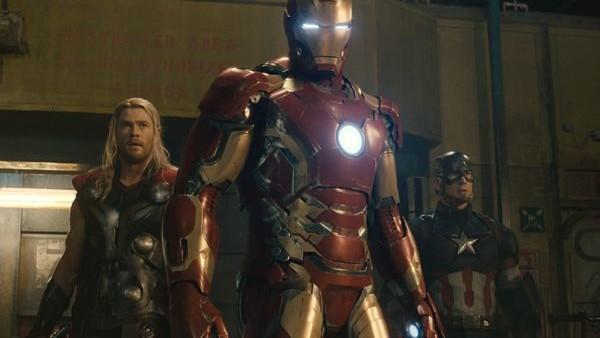 Avengers Age Of Ultron Iron Man