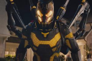 Ant-Man Yellowjacket Film