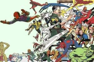 Jack Kirby Marvel Comics