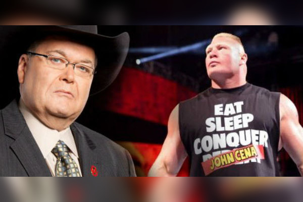 Jim Ross Brock Lesnar Didnt Want To Break The Undertakers Streak