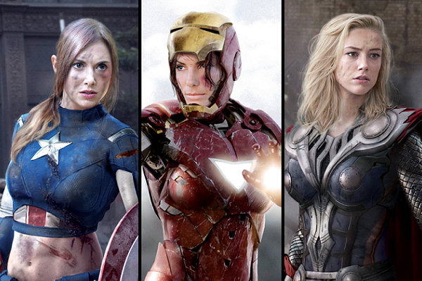10 Marvel Characters That Should Be Made Female In The Movies