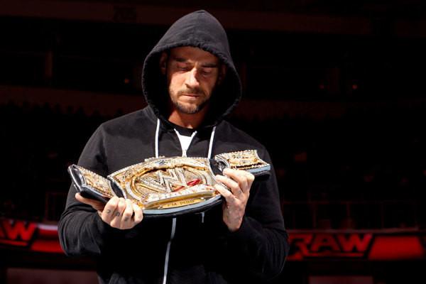 CM Punk WWE Champion Hoodie