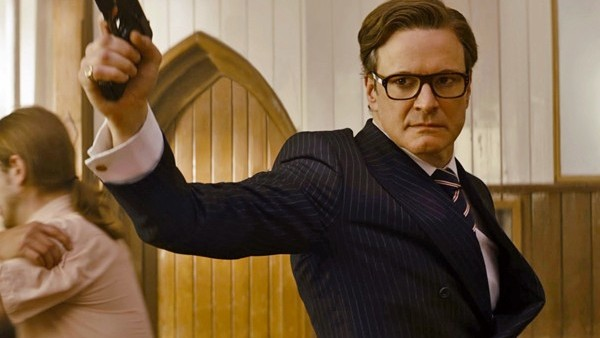 Kingsman Colin Firth