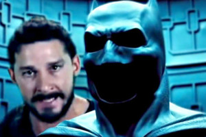 Shia Labeouf Batman