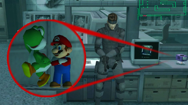 10 Incredible Video Game Character Easter Eggs You Totally