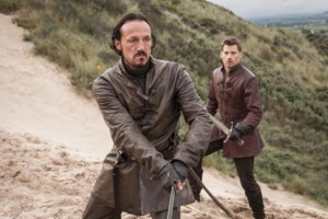 Game of Thrones Jaime and Bronn