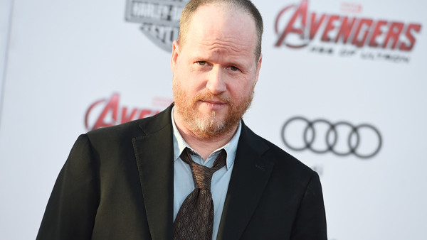 Joss Whedon arrives at the Los Angeles premiere of
