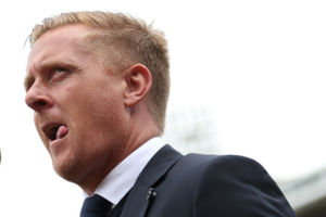 Swansea City Manager Garry Monk before the Barclays Premier League match at Selhurst Park, London.