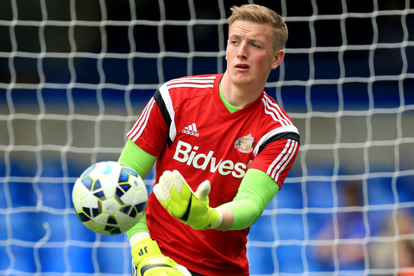 Sunderland goalkeeper Jordan Pickford set for £30m Everton move