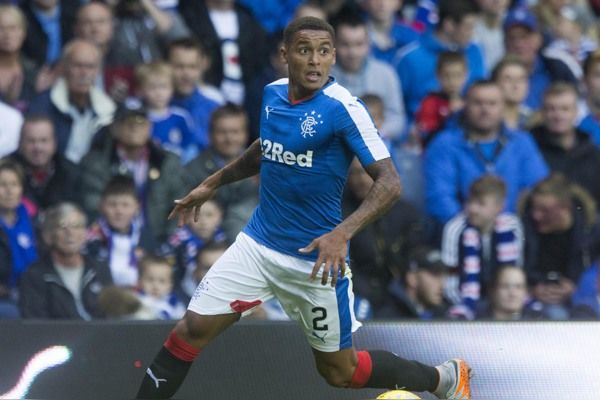 Rangers James Tavernier during the pre-season friendly match at the Ibrox Stadium, Glasgow.