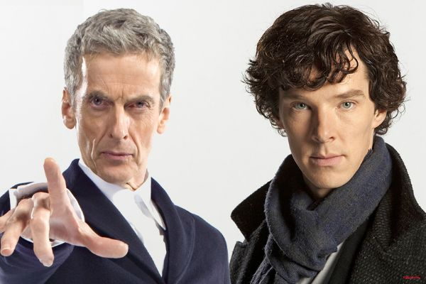 20 Doctor Who Actors Who Appeared in Sherlock