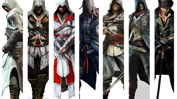 Assassin's Creed characters