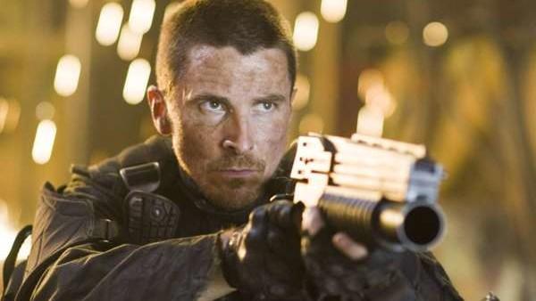 Terminator Salvation Christian Bale