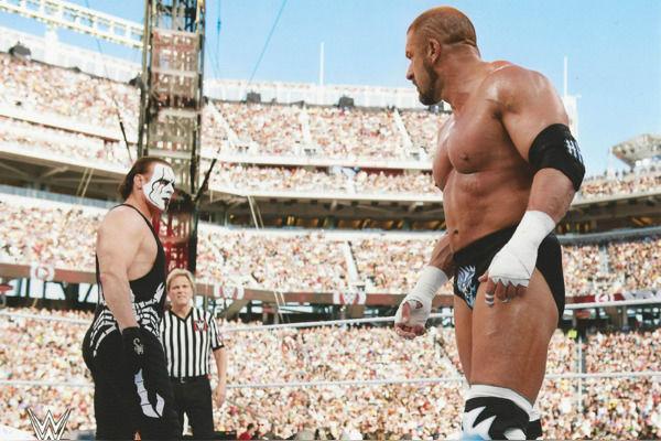 Sting Triple H