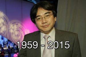 Satoru Iwata RIP Nintendo