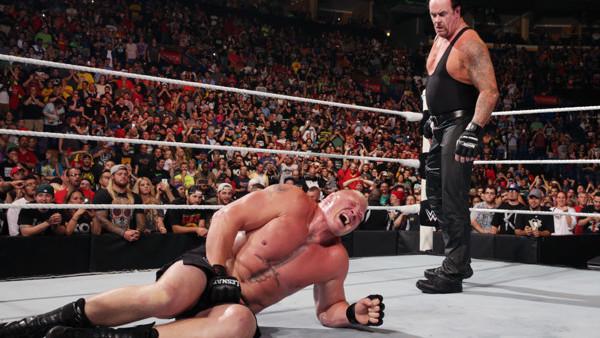 The Undertaker Chris Jericho