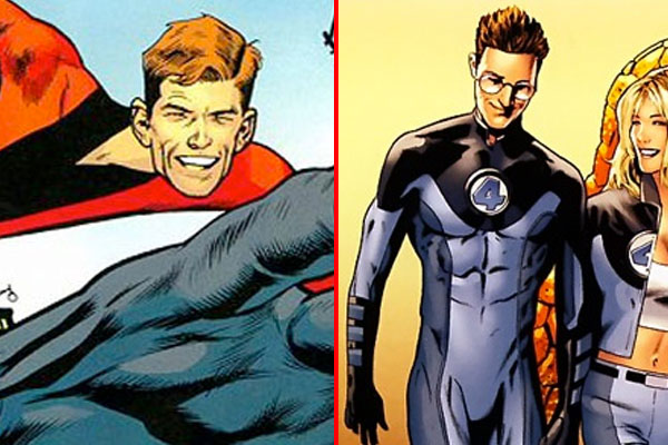 9 Marvel Heroes Embarrassingly Similar To Dc Characters Page 6