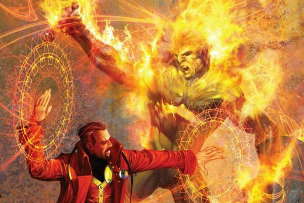 9. Doctor Strange: Beginnings And Endings