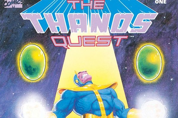 5. The Thanos Quest