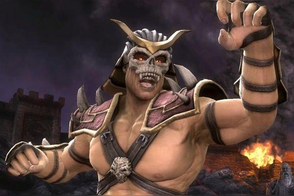 Mortal Kombat 9 2011 Shao Kahn