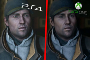 Watch Dogs Graphics PS4 Xbox