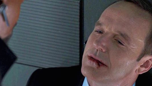 The Avengers Coulson dies