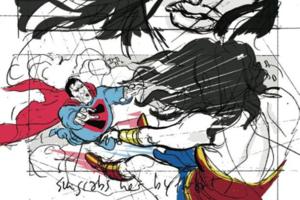 justice league mortal storyboards