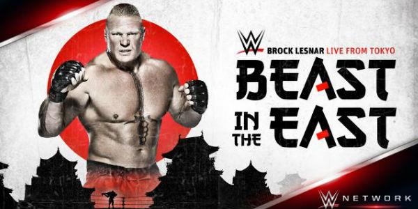 The Beast in the East: Видео и результаты специального шоу из Токио