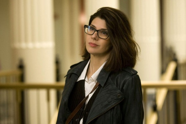 4. Aunt May (Marisa Tomei)