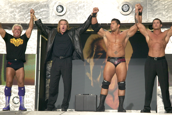 10 Crucial Steps In Batista's WWE Evolution – Page 4