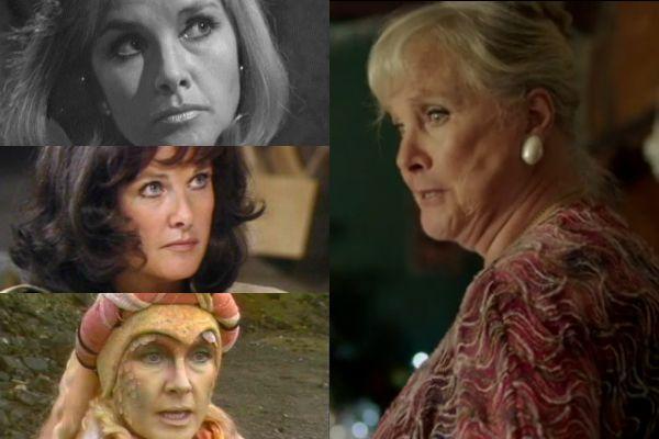 Wanda Ventham Doctor Who