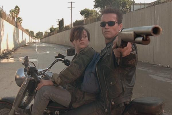 Terminator 2 Schwarzenegger Furlong
