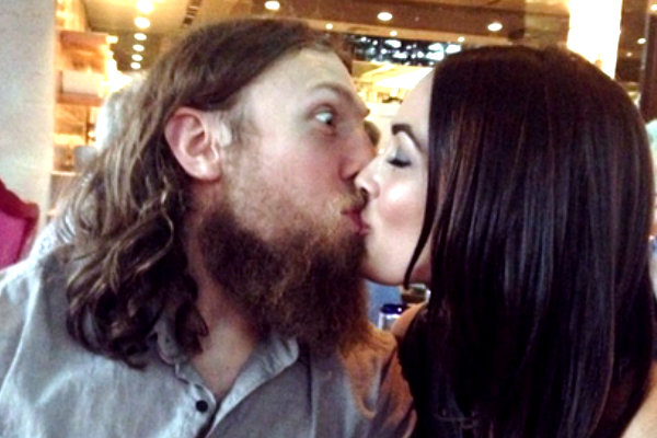 Daniel Bryan With Surprising Backstage Revelations In New Book