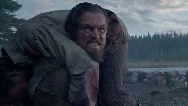 scenes famous film revenant leonardo hell dicaprio were trailer bear oscar finally win cinemablend whatculture