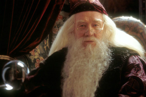 Albus Dumbledore Richard Harris