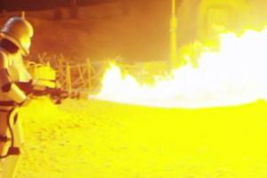 Star Wars Stormtrooper Fire