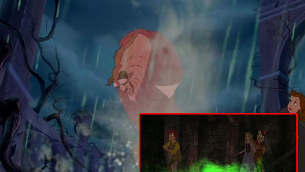 Beauty And The Beast Easter Eggs