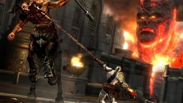 God of War 2 II