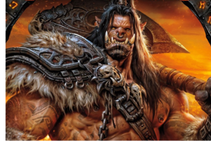 Warcraft Grommash Hellscream