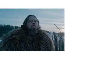 The Revenant DiCaprio